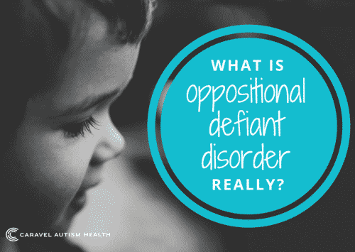 What Is Oppositional Defiant Disorder Really?