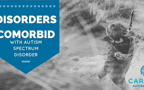 Disorders Comorbid with Autism Spectrum Disorder