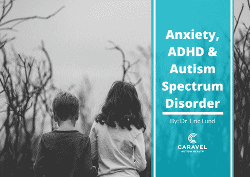 Anxiety, ADHD and Autism Spectrum Disorder