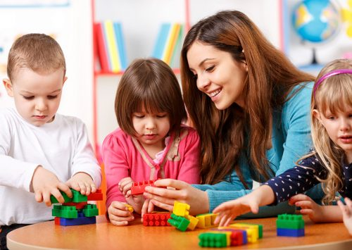 Choosing Between School and Therapy for Your Young Child