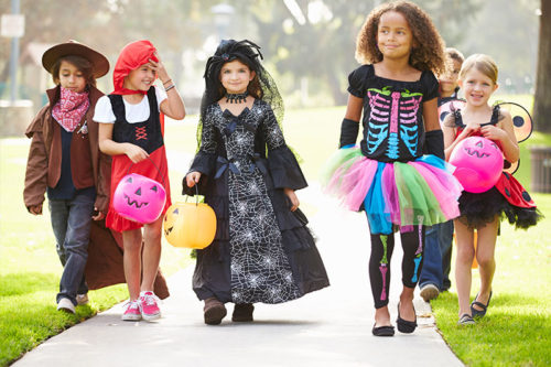 Helping Your Child Enjoy Halloween