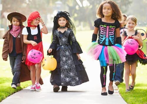 Helping Your Child Enjoy Halloween